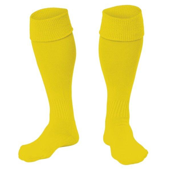Stanno Yellow Park Football Sock