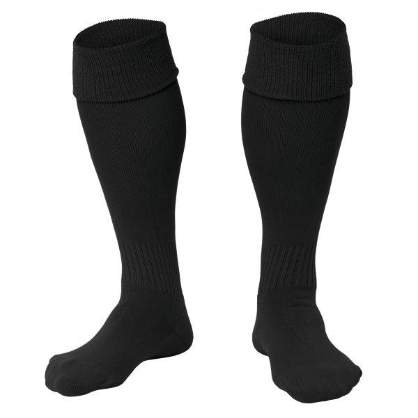 Stanno Black Park Football Sock
