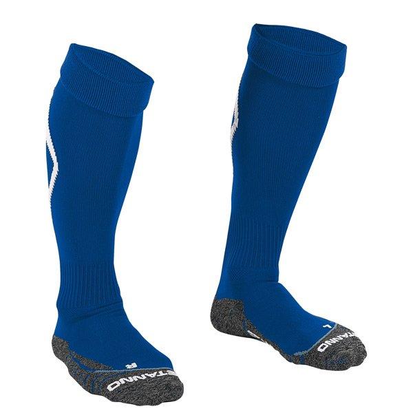 Stanno Forza Royal/White Football Sock