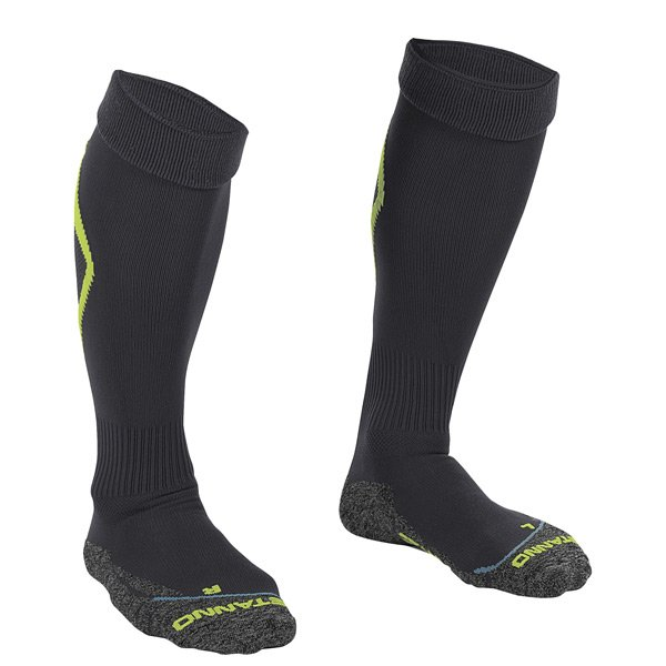Stanno Forza Football Sock Yellow/black