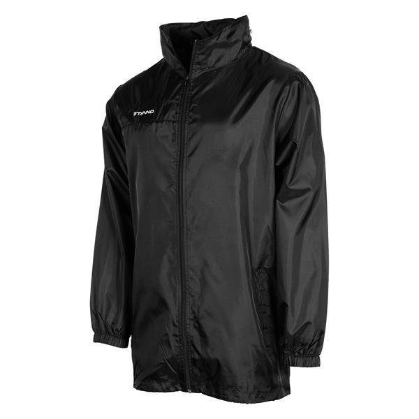 Stanno Field Black All Weather Jacket