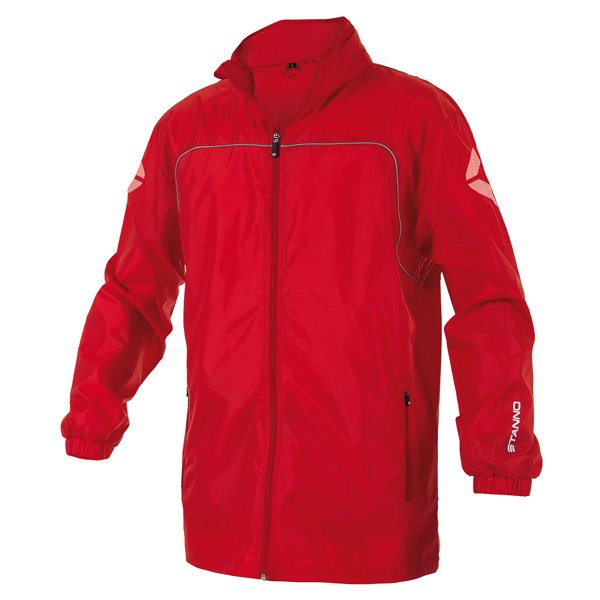 Stanno Corporate Red All Weather Jacket