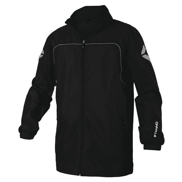 Stanno Corporate Black All Weather Jacket