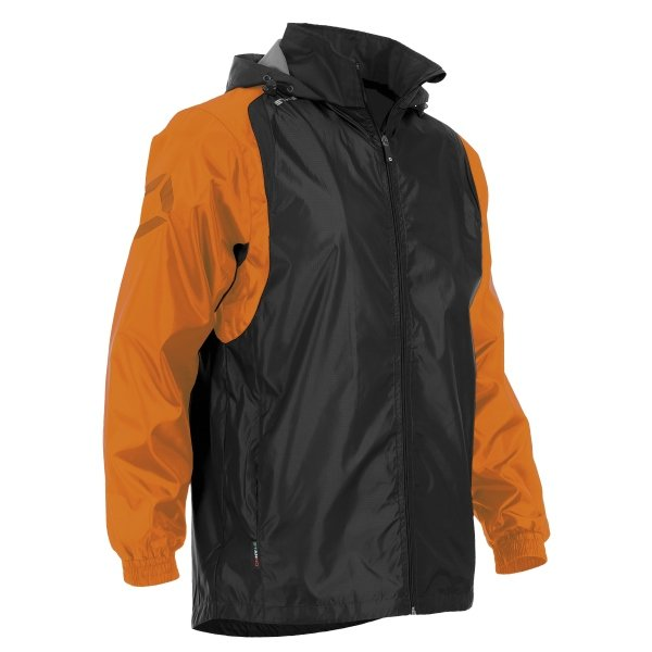 Stanno Centro Windbreaker Black/Orange