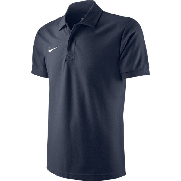 Nike Lifestyle Obsidian/White Core Polo