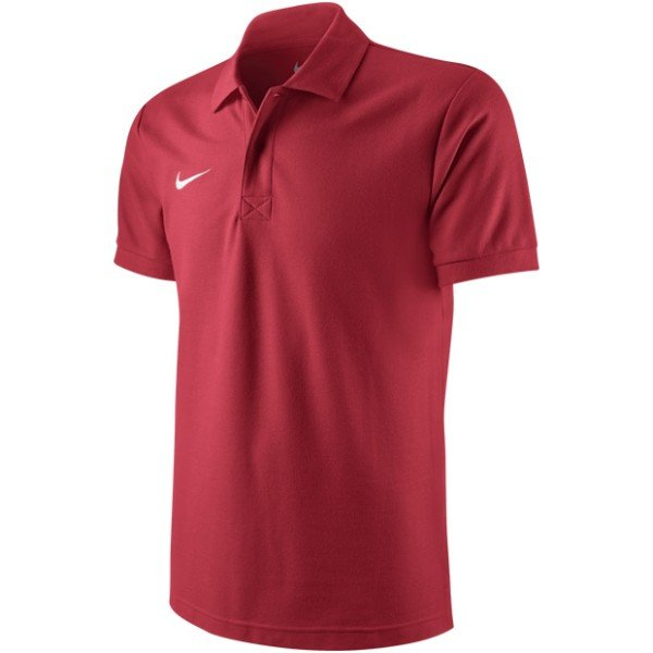 Nike Lifestyle University Red/White Core Polo