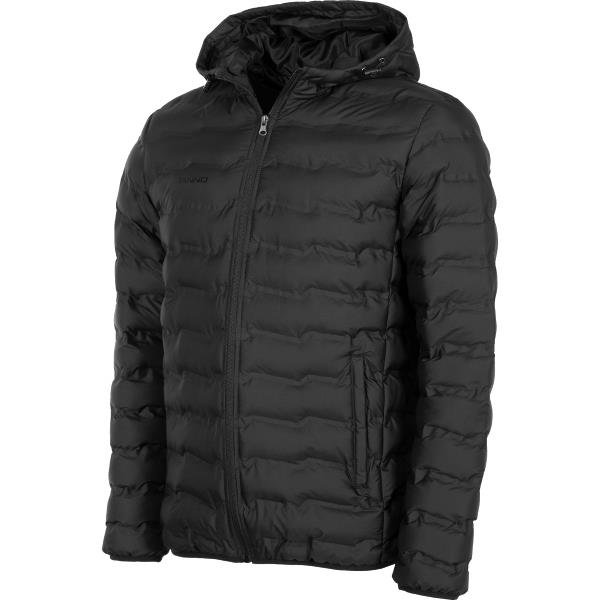 Stanno Centro Blizz Puffer Jacket Royal/black