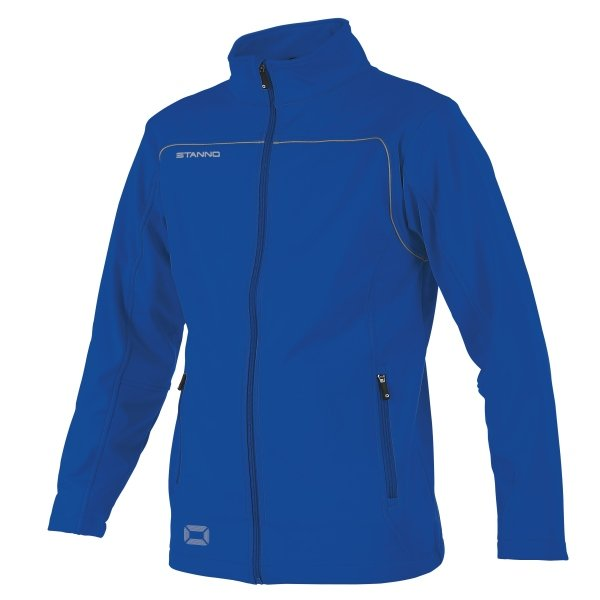 Stanno Corporate Soft Shell Jacket Royal