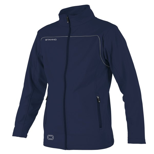 Stanno Corporate Navy Soft Shell Jacket