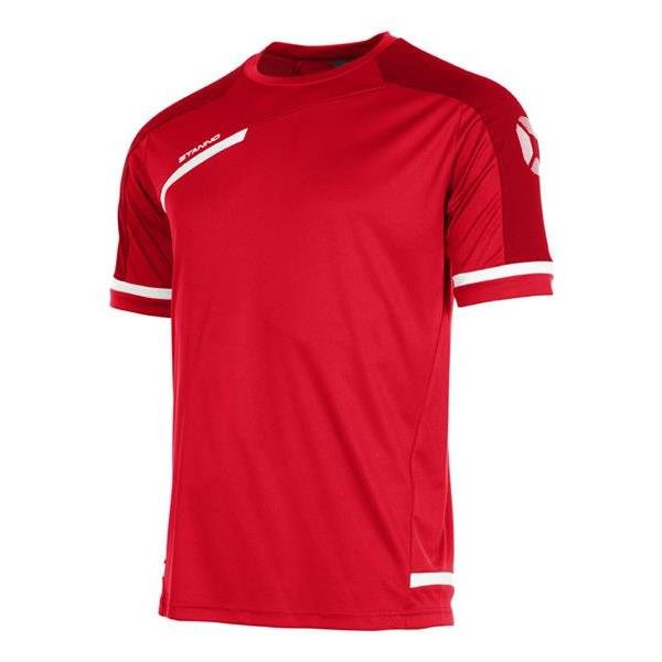 Stanno Prestige Red/White T-Shirt