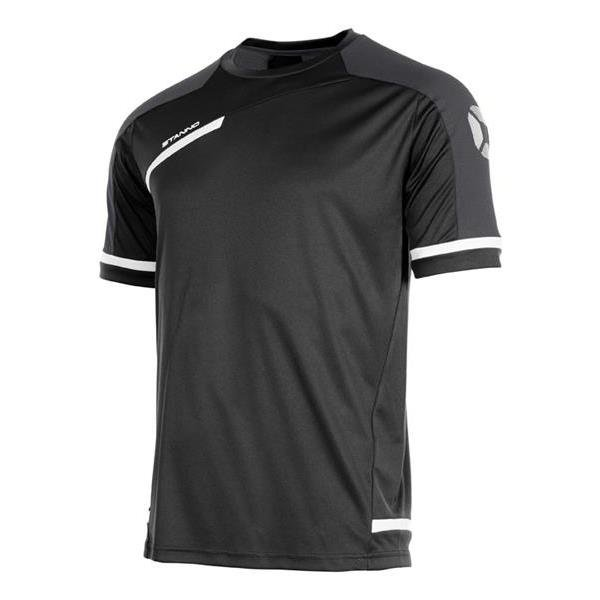 Stanno Prestige Black/Anthracite T-Shirt