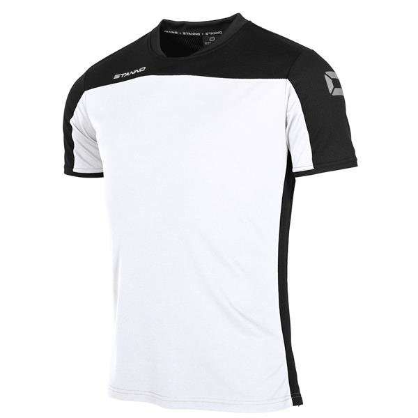 Stanno Pride White/Black T-Shirt
