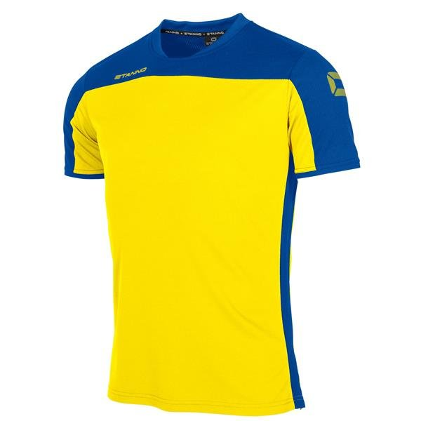 Stanno Pride Royal/Yellow T-Shirt