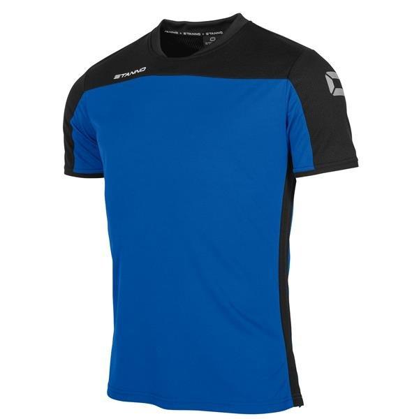 Stanno Pride Royal/Black T-Shirt