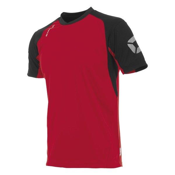 Stanno Riva T-Shirt Red/Black