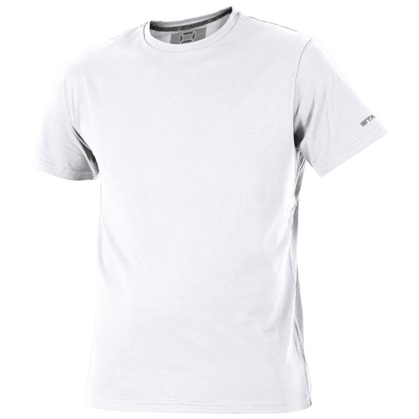 Stanno Derby T-Shirt White/black