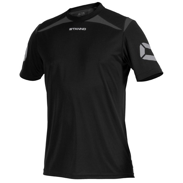 Stanno Forza Black/Anthracite T-Shirt