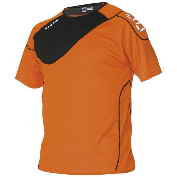 Stanno Orange/Black Montreal Shirt