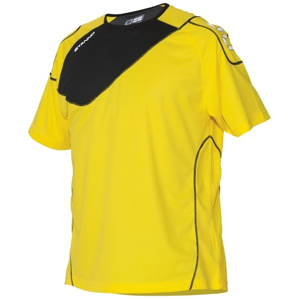 Stanno Yellow/Black Montreal Shirt