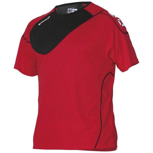 Stanno Red/Black Montreal Shirt