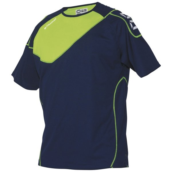 Stanno Navy/Lime Montreal Shirt