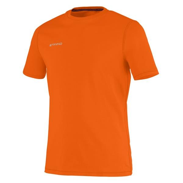 Stanno Centro Cotton Tee Orange