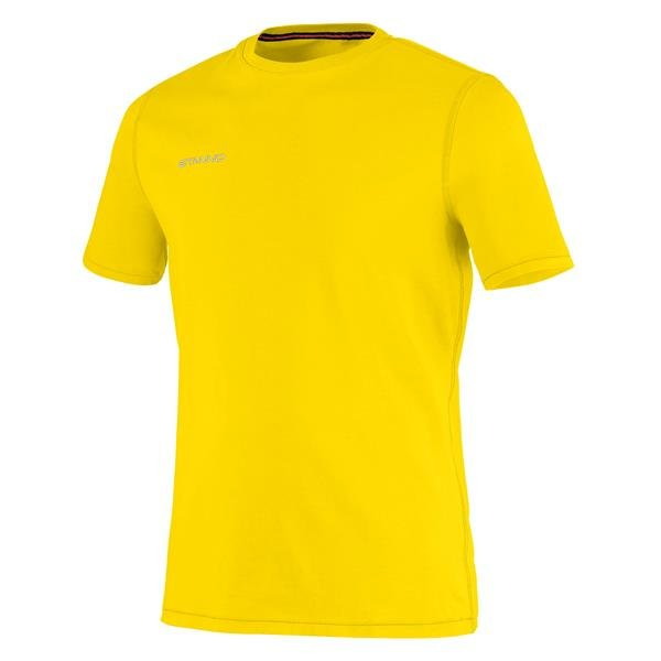 Stanno Centro Cotton Tee Yellow