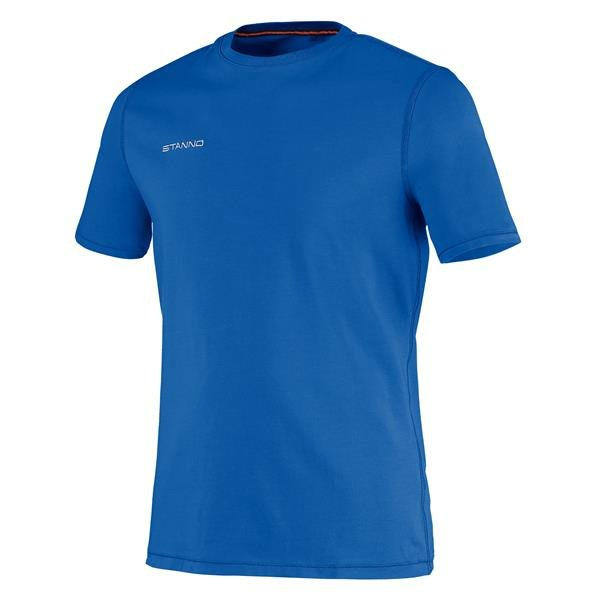 Stanno Centro Cotton Tee Royal
