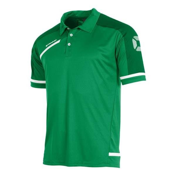 Stanno Prestige Green/White Polo
