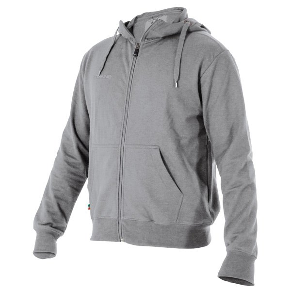 Stanno Derby Grey Hooded Top