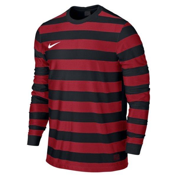 Nike Hoop III University Red/Black Football Shirt