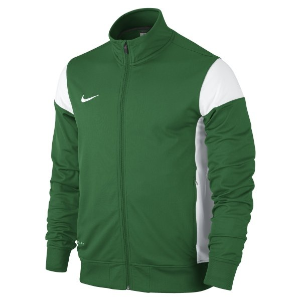 Nike Academy 14 Pine Green/White Sideline Poly Jacket Youths