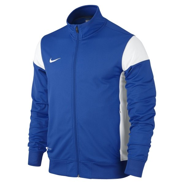 Nike Academy 14 Royal Blue/White Sideline Poly Jacket