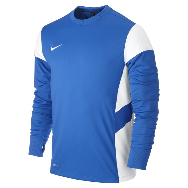 Nike Academy 14 Royal Blue/White Midlayer Top Youths