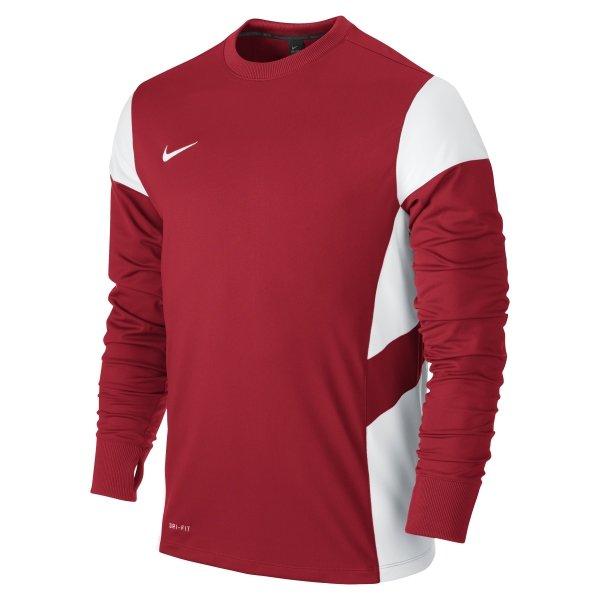 Nike Academy 14 University Red/White Midlayer Top