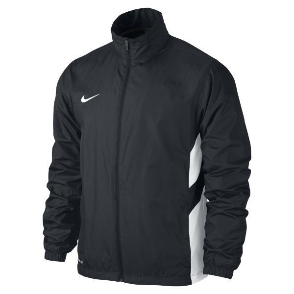 Nike Academy 14 Sideline Woven Jacket White/black