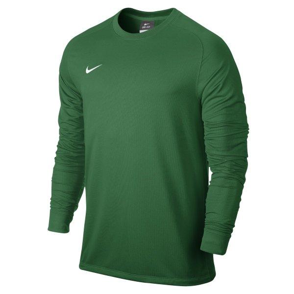 2f05b4f1b Nike Park Goalie II Pine Green Goalkeeper Shirt