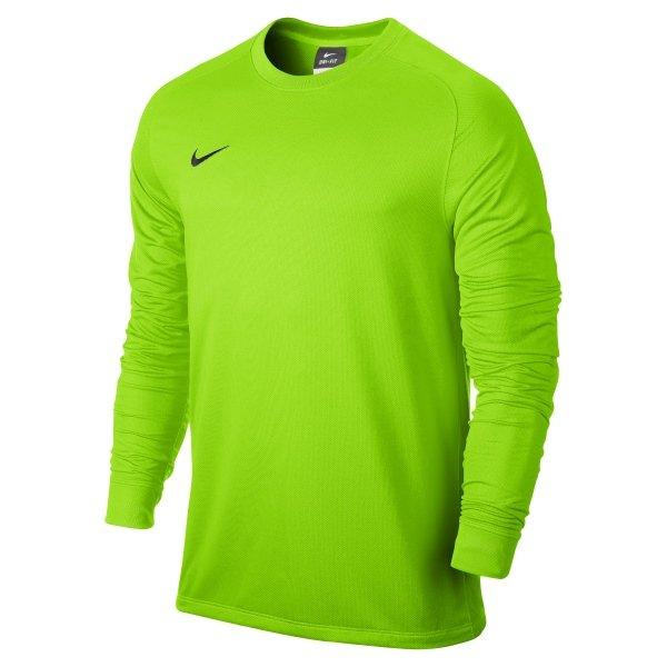 Nike Park Goalie II Electric Green Goalkeeper Shirt