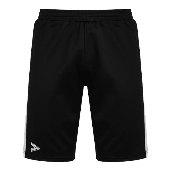 Mitre Delta Plus Training Short Scarlett/black