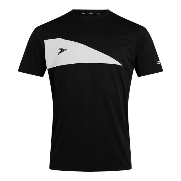 Mitre Delta Plus T-Shirt Scarlett/black