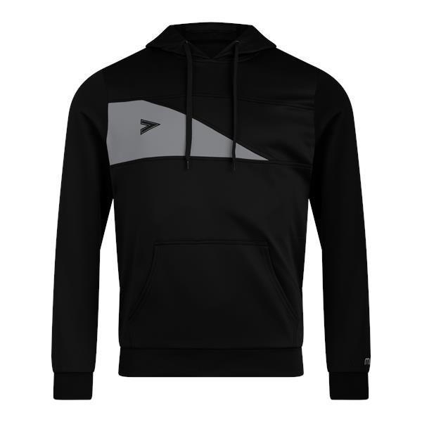 Mitre Delta Plus Black/Grey Hoody