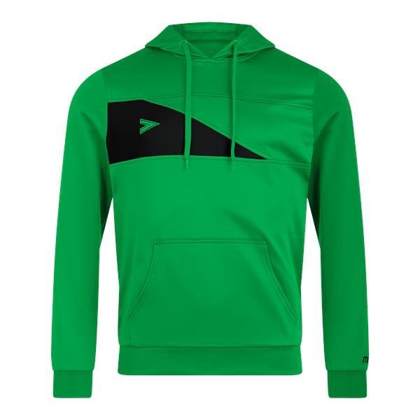Mitre Delta Plus Emerald/Black Hoody