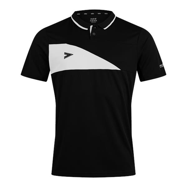 Mitre Delta Plus Polo Scarlett/black