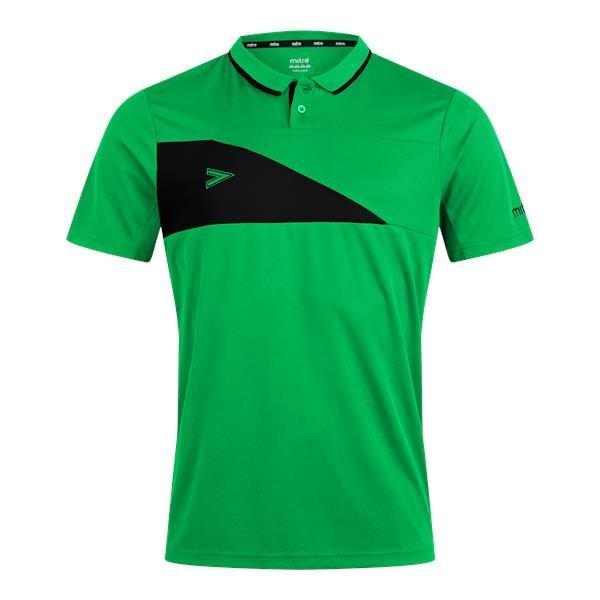 Mitre Delta Plus Emerald/Black Polo