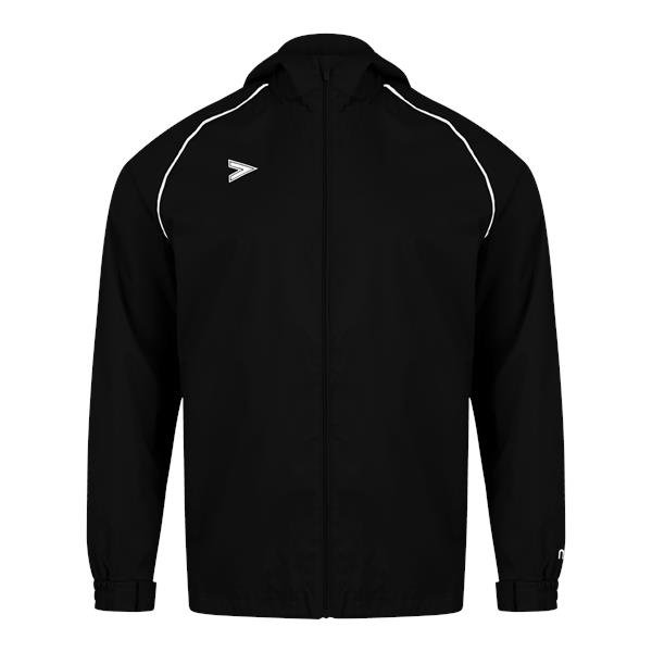 Mitre Delta Plus Rain Jacket Scarlett/black