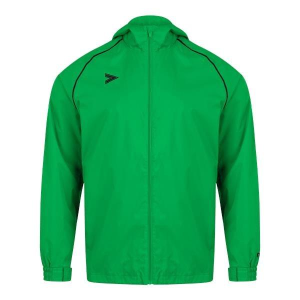 Mitre Delta Plus Emerald/Black Rain Jacket