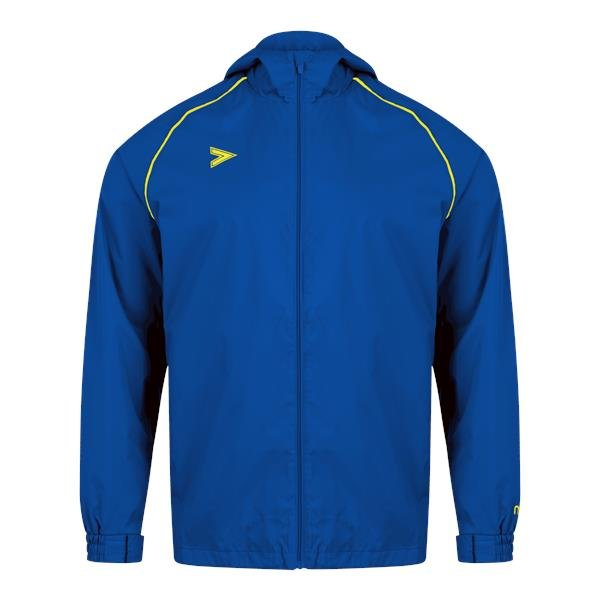 Mitre Delta Plus Royal/Yellow Rain Jacket