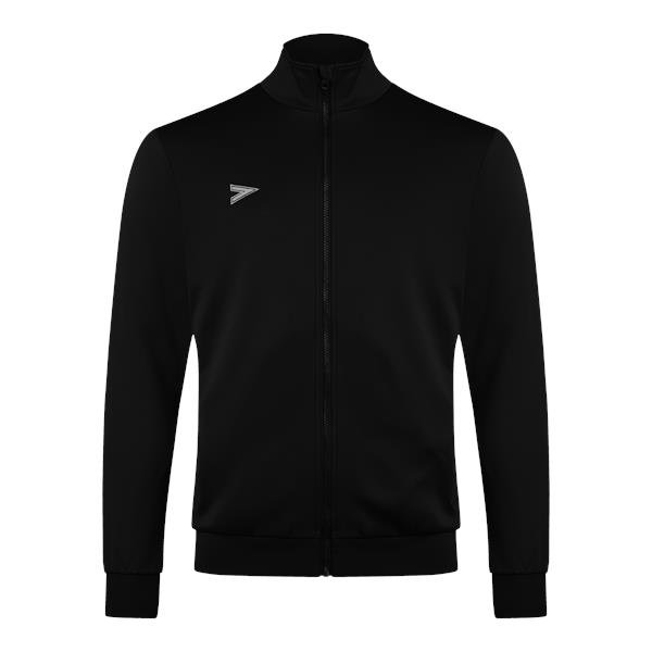 Mitre Delta Plus Black/Grey Track Jacket