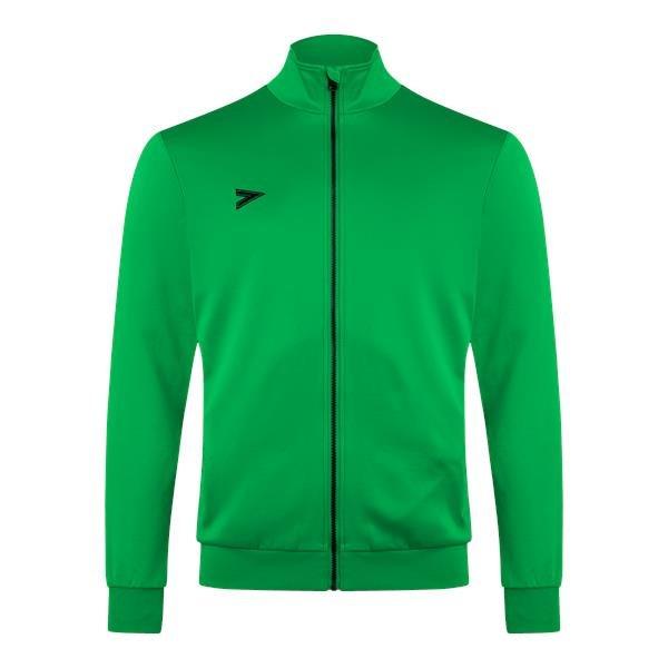 Mitre Delta Plus Emerald/Black Track Jacket