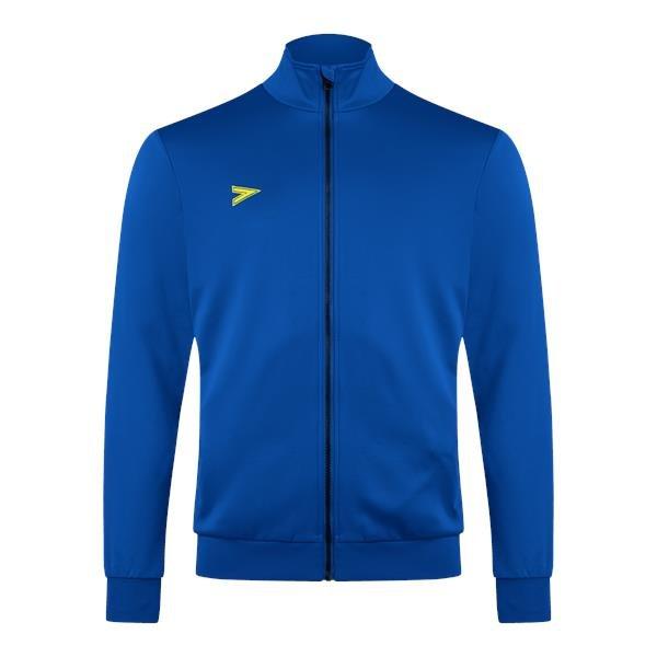 Mitre Delta Plus Royal/Yellow Track Jacket